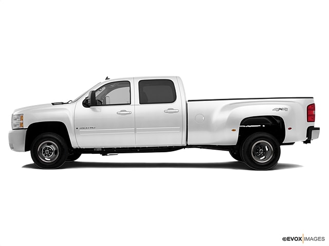 2007 Chevrolet Silverado 3500 Truck HD Regular Cab