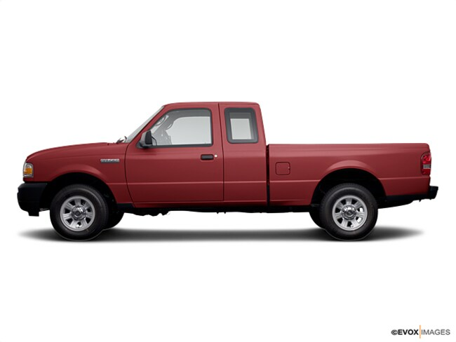 2008 Ford Ranger Extended Cab Short Bed Truck