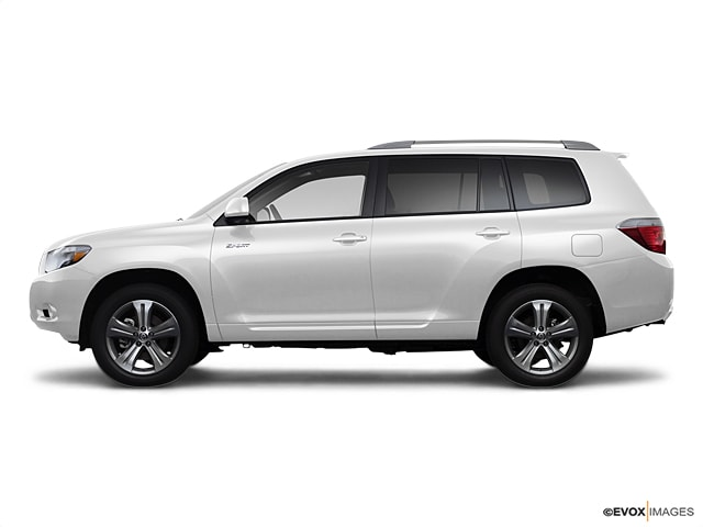 2008 Toyota Highlander Base SUV