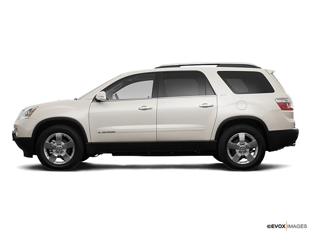 Used Cars Atlant...2008 Gmc Acadia Slt2 Specs
