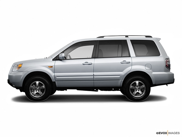 Used 2008 Honda Pilot Sport Utility in the Greater St. Paul & Minneapolis Area
