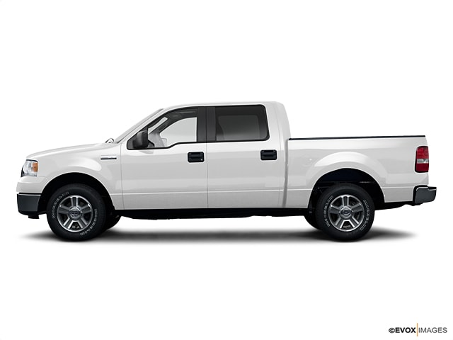 2008 Ford F-150 SuperCrew XLT Truck SuperCrew Cab