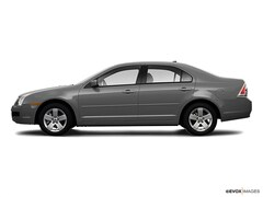 Bargain Inventory 2008 Ford Fusion SE Sedan for sale in Hobart, IN