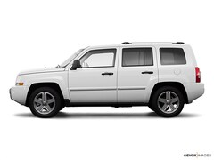 2008 Jeep Patriot Limited SUV