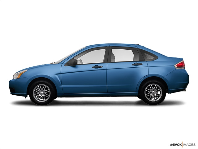 Used 2009 Ford F...2009 Ford Focus Ses