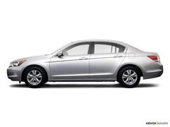 2009 Honda Accord 2.4 LX-P Sedan