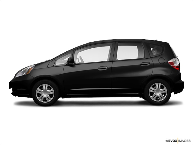 Used 2009 Honda Fit Base Hatchback in San Jose