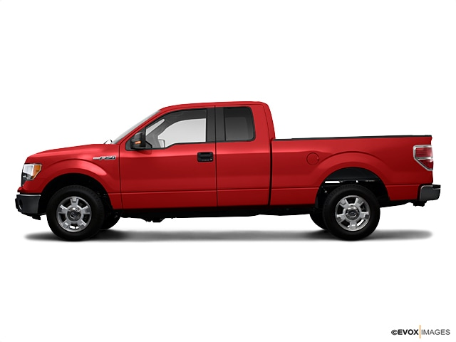 2009 Ford F-150 Extended Cab Truck