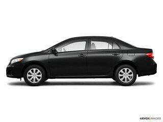 2010 Toyota Corolla 4DR SDN AT Sedan
