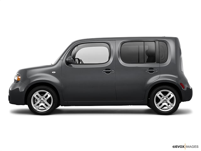 Used 2009 Nissan Cube I4 CVT 1.8 SL Wagon For Sale Des Moines IA