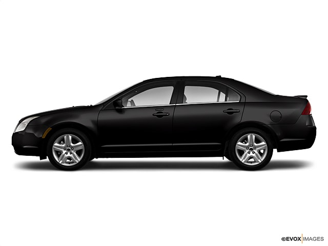 2010 Mercury Milan Base Sedan