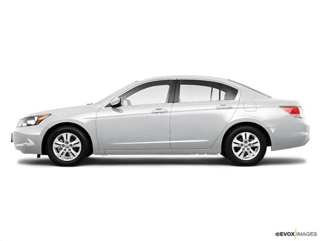 2010 Honda Accord 2.4 LX-P Sedan