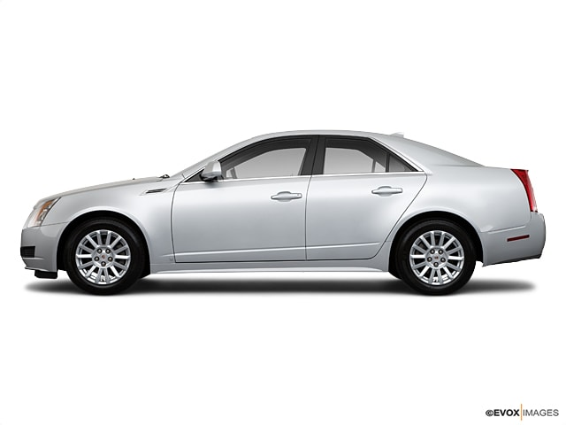2010 CADILLAC CTS Eco Luxury Sedan Medford, OR