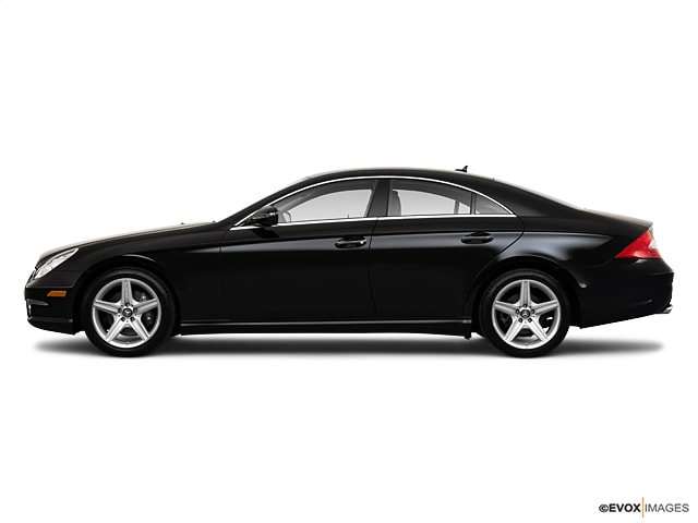 2010 Mercedes-Benz CLS-Class CLS550 Sedan