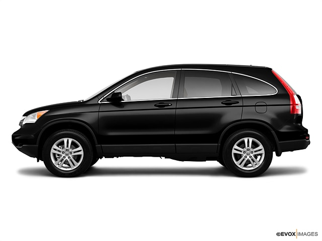 2010 Honda CRV Leather
