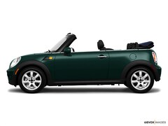 2010 MINI Cooper Base Convertible