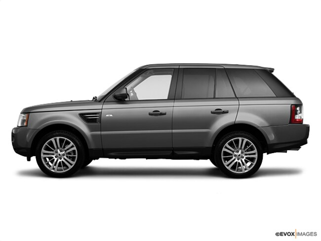 2010 Land Rover Range Rover Sport HSE SUV for sale in Lake Zurich, IL at Midwest Motors