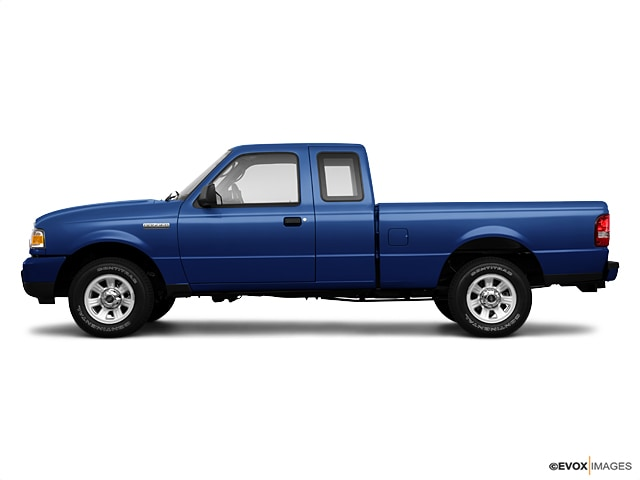 2010 Ford Ranger Extended Cab Long Bed Truck