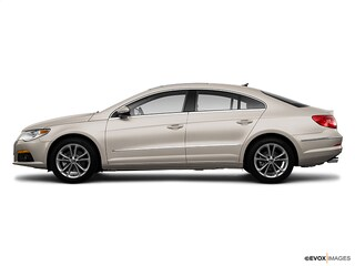 2010 Volkswagen CC Luxury Sedan