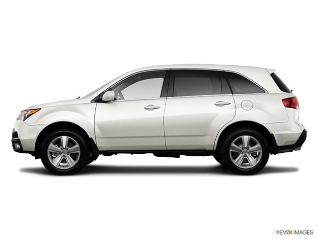 2010 Acura MDX 3.7L Technology Pkg w/Entertainment Pkg SUV Medford, OR