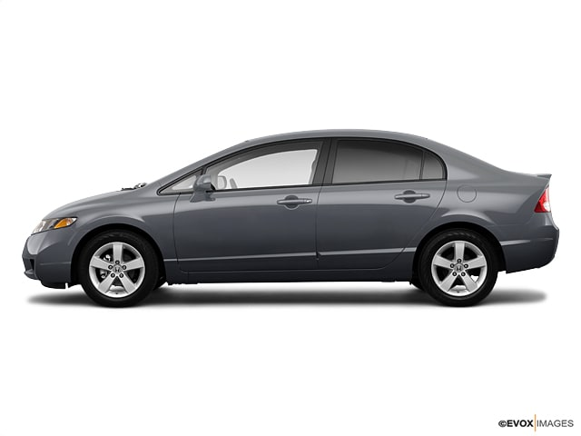 2010 Honda Civic LX-S Sedan