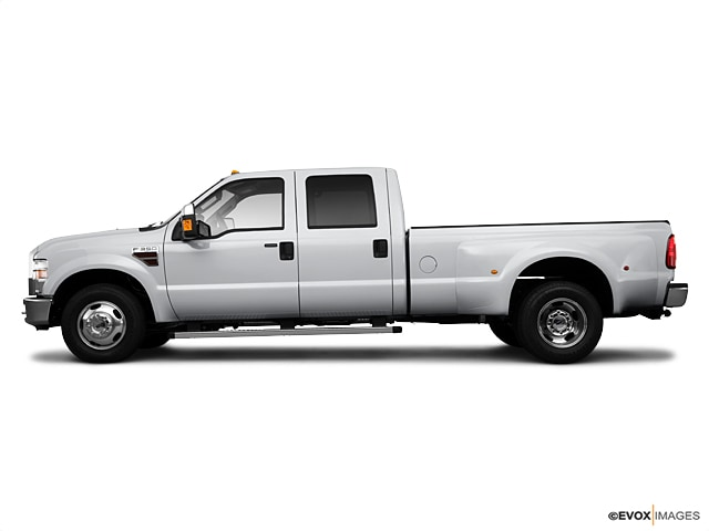 2010 Ford F-350 Truck Crew Cab