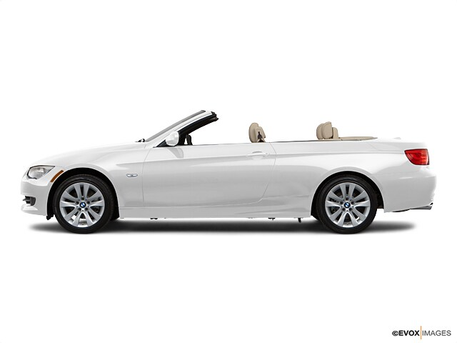 2011 BMW 3 Series 2d Convertible 328i SULEV