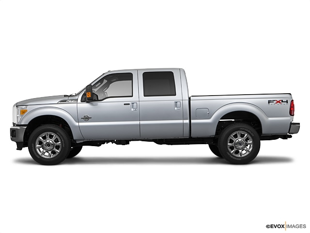 2011 Ford F-350 Super Duty Crew Cab Truck