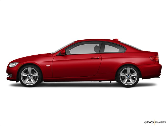 2011 BMW 3 Series 2d Coupe 328xi SULEV