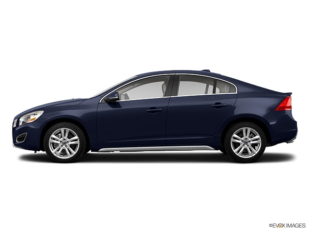 2012 Volvo S60 T5 w/Moonroof 4dr Car