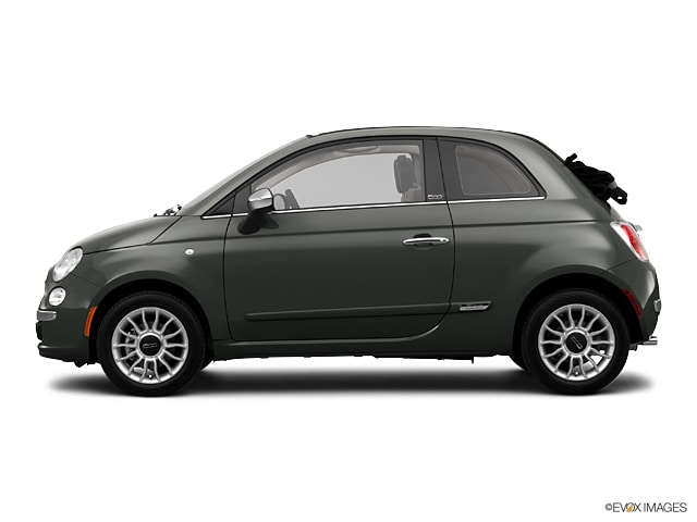 2012 FIAT 500 LOUNG