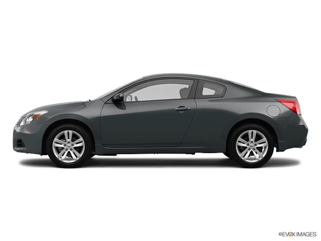 2012 Nissan Altima 2.5 S (CVT) Coupe For Sale in Swanzey NH