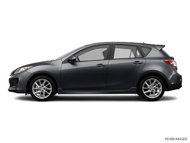 2012 Mazda Mazda3 I Touring Hatchback Used Cars In Culver
