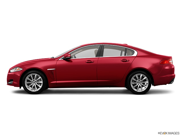 2012 Jaguar XF XFR Sedan