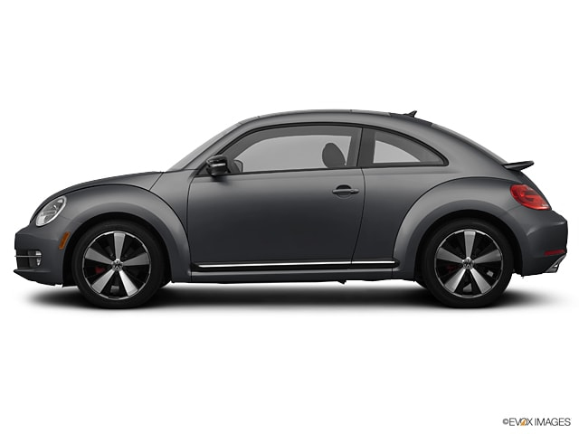 2012 Volkswagen Beetle 2.0T Turbo w/Sunroof/Sound/Navigation Hatchback