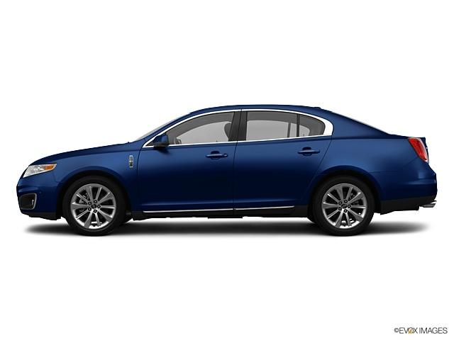 2012 Lincoln MKS EcoBoost Sedan