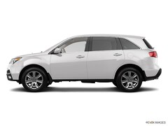 2012 Acura MDX with Advance and Entertainment Packages SUV