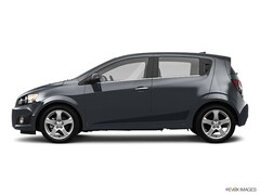 Used Vehicles 2012 Chevrolet Sonic LZ (A6) Hatchback in Redding, CA