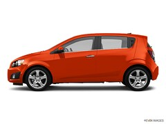 Bargain 2012 Chevrolet Sonic LTZ Hatchback for sale in Cortez, CO