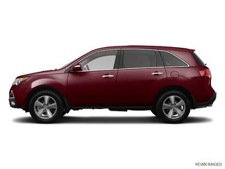 2012 Acura MDX with Technology Package SUV