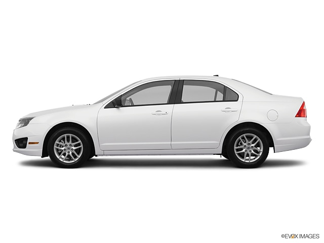 Used 2012 Ford Fusion S 4dr dn  FWD Sedan