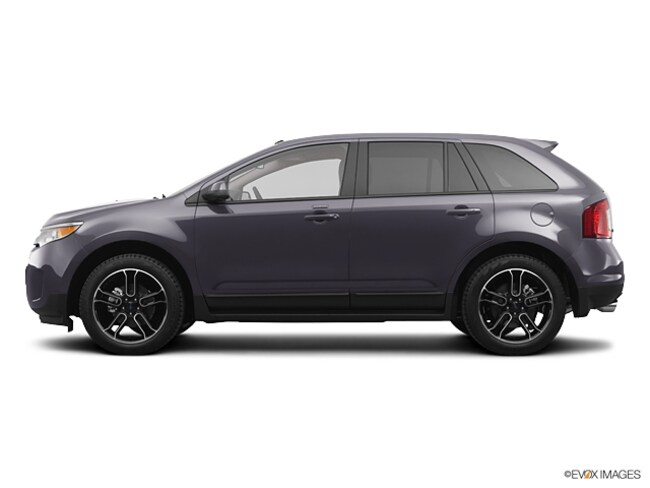 Used 2013 Ford Edge SEL SUV in Burlington, NC