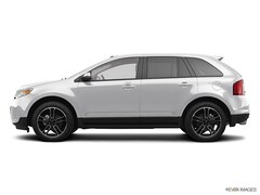 Used 2013 Ford Edge SEL SUV for sale in Anson TX