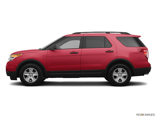 Used 2013 Ford Explorer Base FWD 4dr SUV in Houston