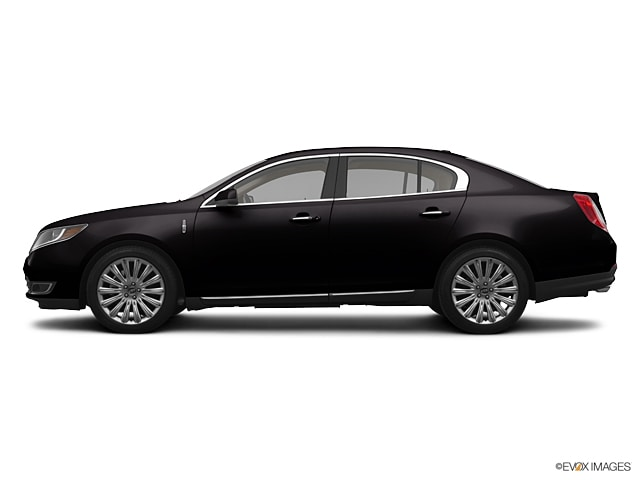 2013 Lincoln MKS EcoBoost AWD Sedan