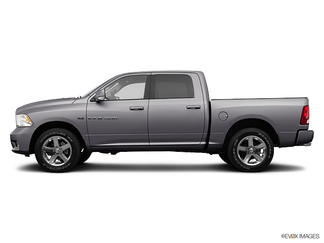 2012 Ram 1500 Sport Crew Cab 4WD Used Cars in Doylestown, PA 18901