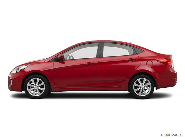 2013 Hyundai Accent GLS Premium Package Sedan