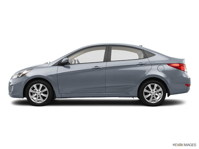 Used 2013 Hyundai Accent GLS Sedan Maite, Guam