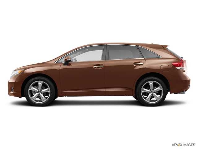 2013 Toyota Venza AWD XLE V6 Crossover