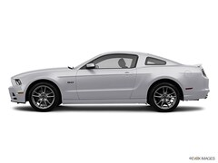 2013 Ford Mustang 2DR CPE GT Coupe